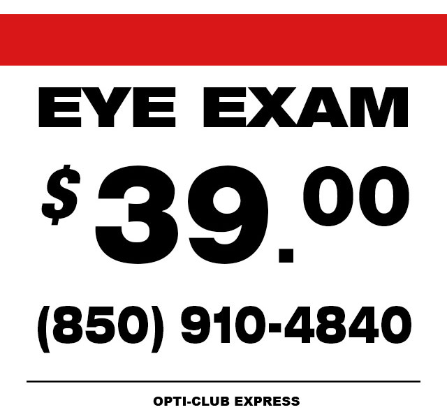 discount-coupon - $39 Eye Exam